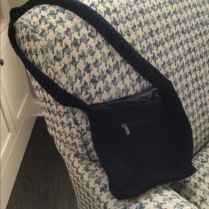 The SAK Crochet Crossbody Bag